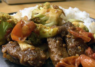 Khua Seen (Protein Stir Fry)