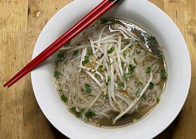 Lao-Style Pho